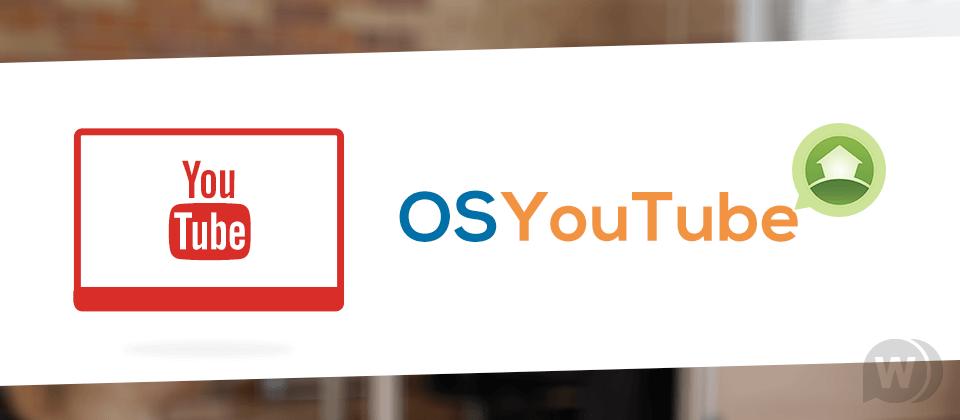 OSYouTube Pro v3.3.12 - YouTube видео для Joomla.png