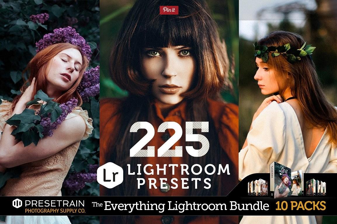 [Presetrain] 225 Lightroom Presets Bundle.jpg